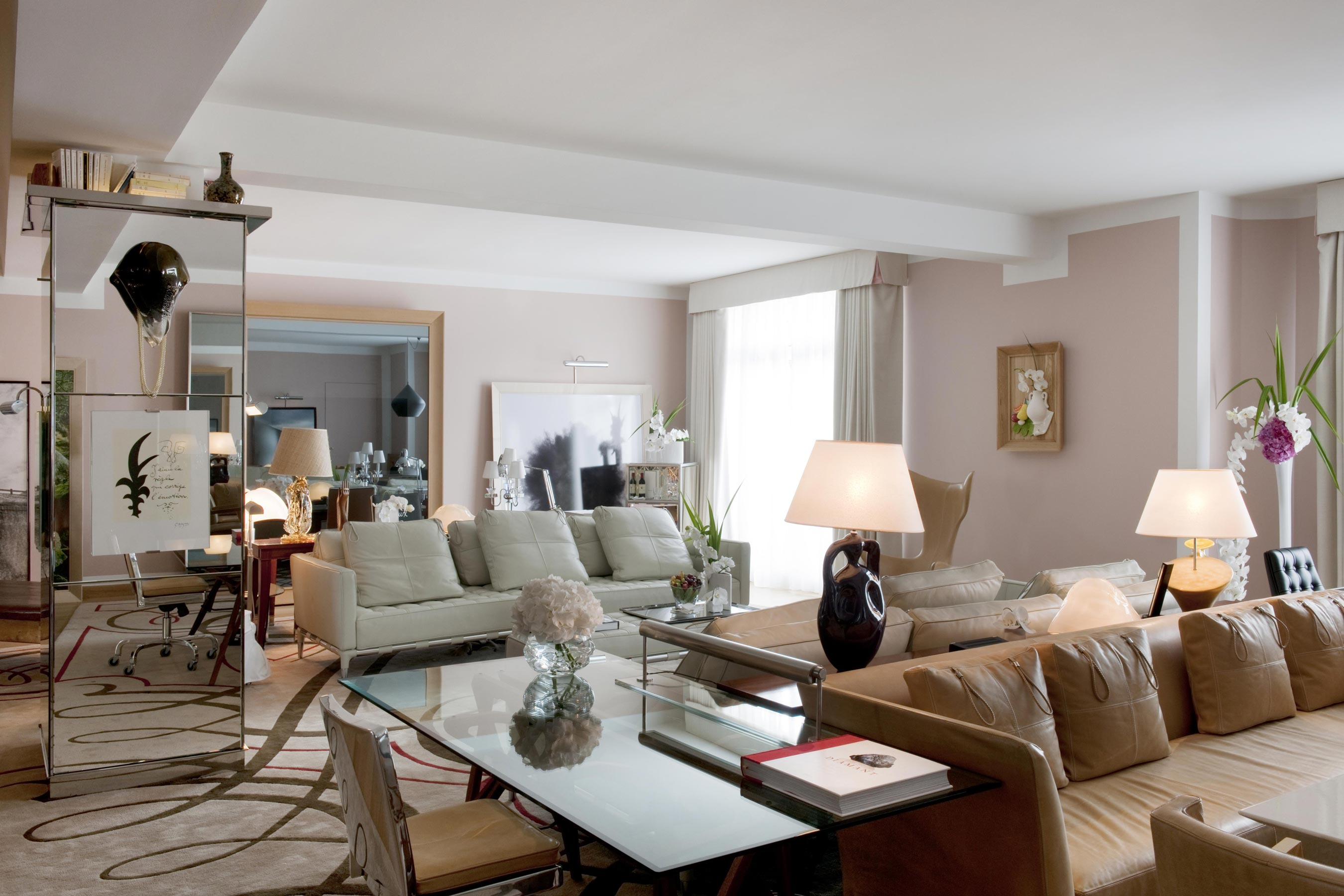 Royal Monceau Suite | designer suite