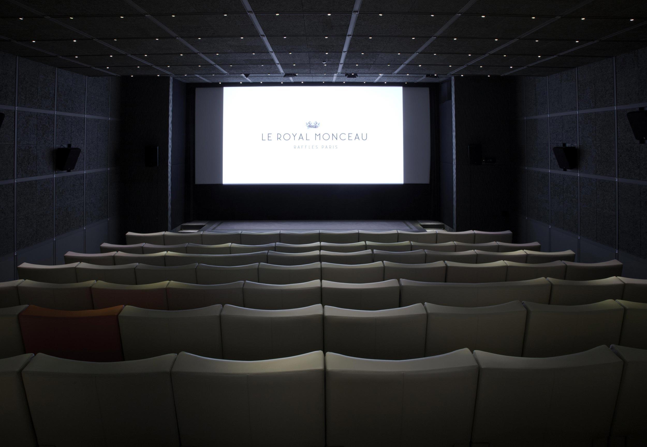 Private events  Katara Cinema  Le Royal Monceau Hotel